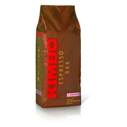 Кофе в зернах Kimbo Prestige, арабика/робуста, 1000 г кофе в зернах kimbo espresso bar prestige 1000