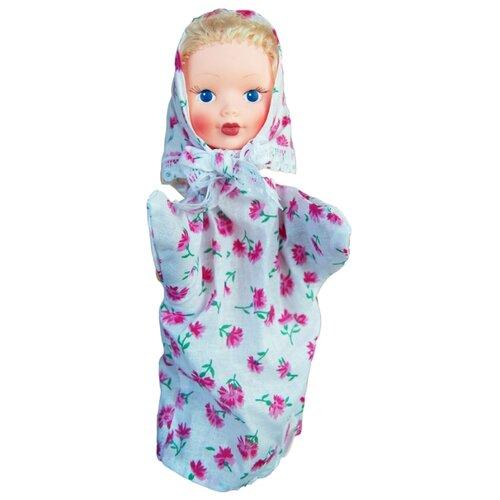 Фото - ОГОНЁК Кукла-перчатка Девочка (С-438) огонёк кукла перчатка бегемот с 1156