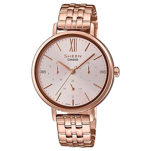 Наручные часы CASIO SHE-3064PG-4A наручные часы casio gax 100x 4a