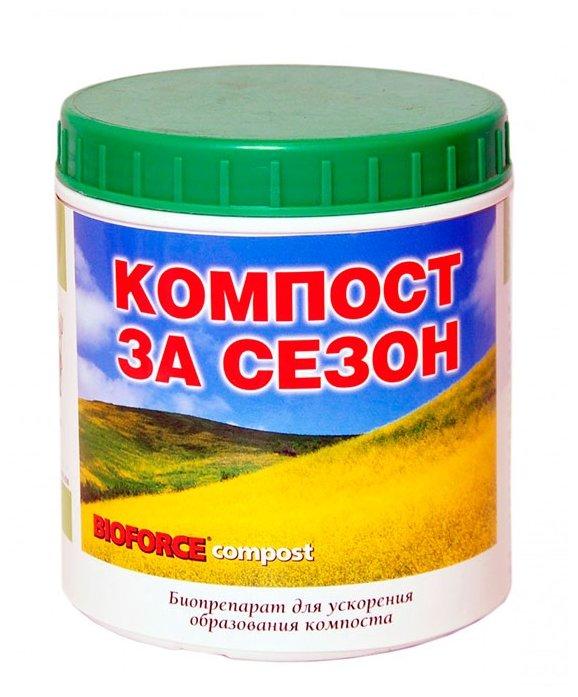 Bioforce Средство для ускорения образования компоста Compost 0.25 кг