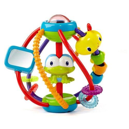Купить Погремушка Bright Starts Логический шар разноцветный, Погремушки и прорезыватели