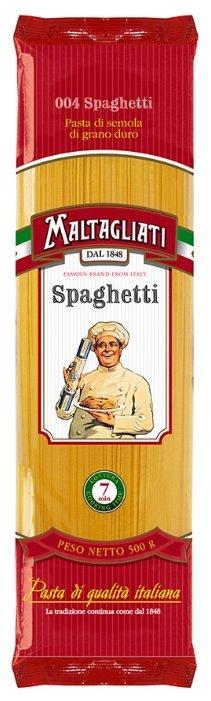 Maltagliati Макароны 004 Spaghetti, 500 г