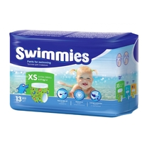 Helen Harper трусики Swimmies X-Small (4-9 кг) 13 шт.