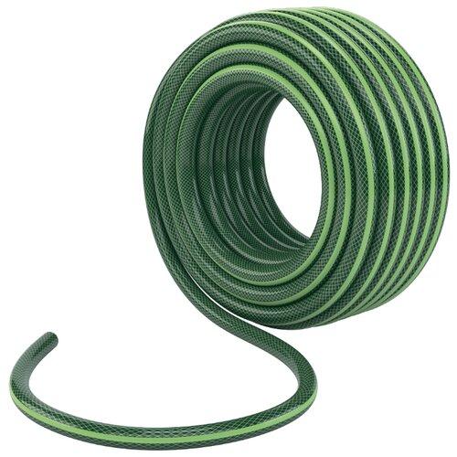 Шланг PALISAD поливочный ПВХ армированный 3/4 30 метров зеленый шланг palisad поливочный пвх армированный 1 25 метров зеленый
