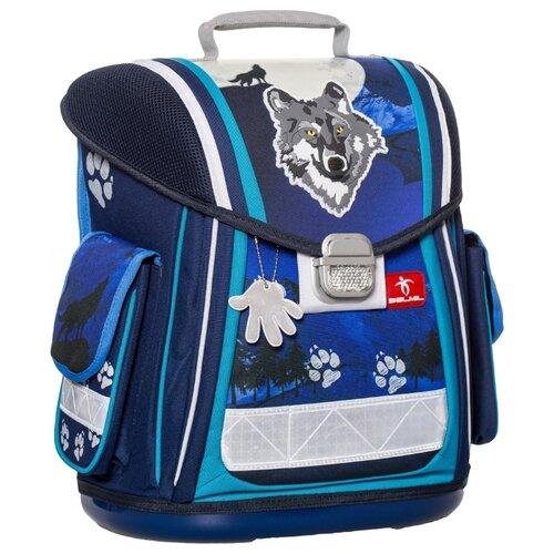 Купить Belmil Ранец Sporty Dark Night (404-5/441), синий/голубой/серый, Рюкзаки, ранцы