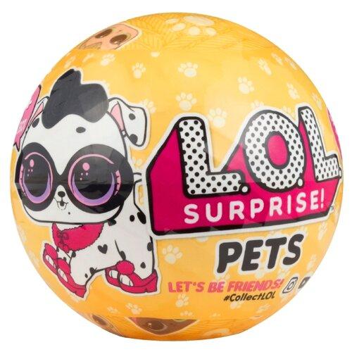 Игровой набор MGA Entertainment LOL Surprise Питомцы в шарике 549574 mga игровой набор mga entertainment ready2robot капсула и минибот набор 3