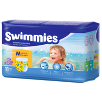 Helen Harper трусики Swimmies Medium (12+ кг) 11 шт.