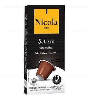 Кофе в капсулах Nicola Selecto (10 капс.)