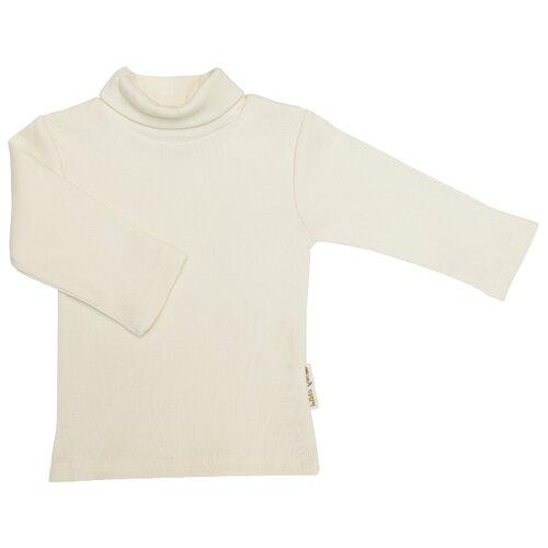 Водолазка lucky child размер 26 (86-92), молочный платье для девочки lucky child романтик цвет белый красный темно синий 18 61 размер 86 92 2 года