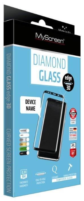Защитное стекло Lamel MyScreen DIAMOND GLASS edge MD3413TG3 для Apple iPhone X