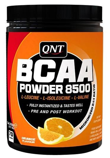 QNT BCAA Powder (350 г) лимон