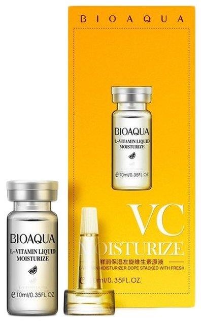 BioAqua VC Сыворотка для лица с гиалуроновой