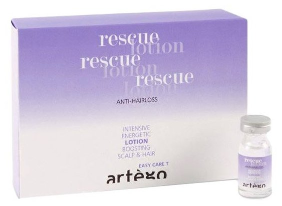 Artego Rescue Ампулы против выпадения волос