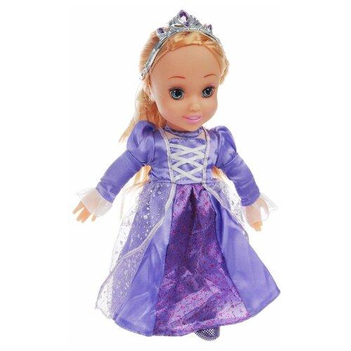 Интерактивная кукла Мульти-Пульти Disney Принцесса Рапунцель, 30 см, RAP004Куклы и пупсы<br>
