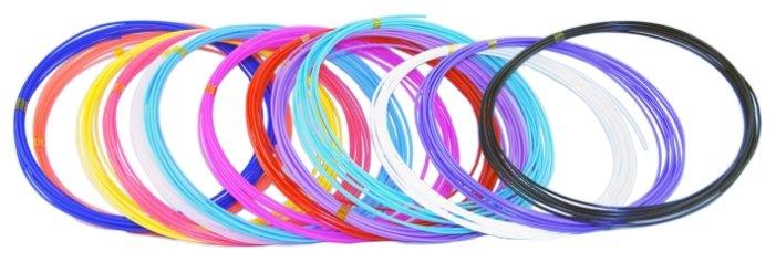 PLA пруток Орфей 1.75 мм 13 цветов по 5 м