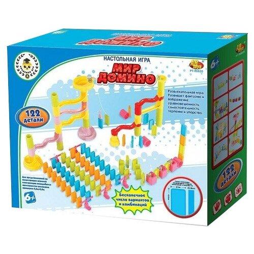 Настольная игра ABtoys Мир Домино PT-00820 настольная игра abtoys мир домино pt 00820