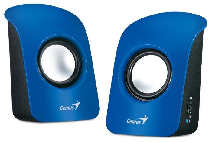 Компьютерная акустика Genius SP-U115 blue