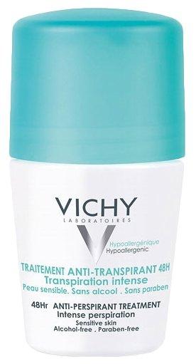 Vichy антиперспирант, ролик, регулирующий избыточное потоотделение 48 ч