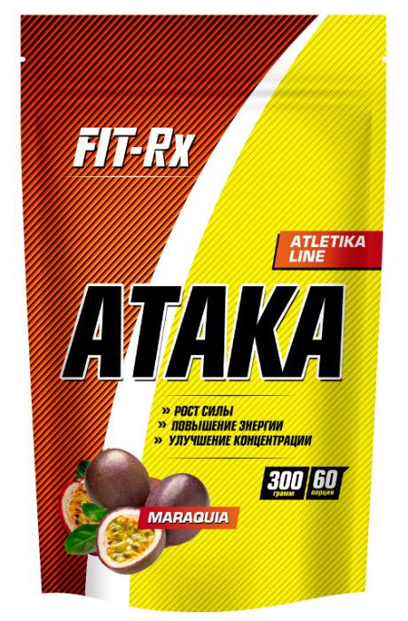 Предтренировочный комплекс FIT-Rx Ataka (300 г)