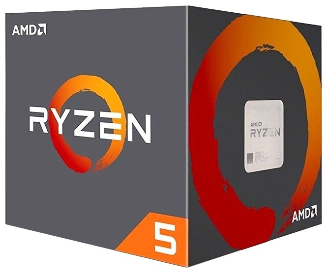 Процессор AMD Ryzen 5 1400 Summit Ridge (AM4, L3 8192Kb)
