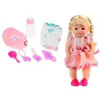 Интерактивная кукла Карапуз Hello Kitty, 40 см, Y40G-DP-RU-HK