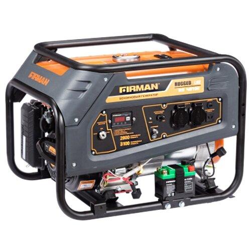 Бензиновый генератор Firman RD 4910E (2800 Вт) станок firman gt5 14a