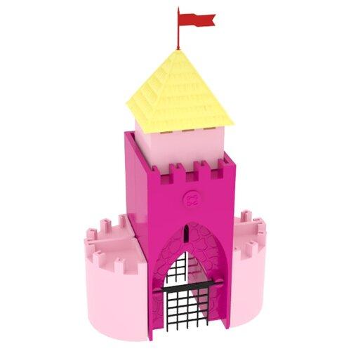 Купить Кубики Росигрушка Сказочный замок 2190, Детские кубики