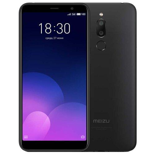 Смартфон Meizu M6T 3/32GB черный