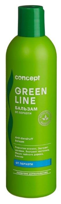 Concept бальзам Green Line от перхоти