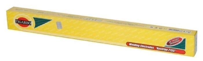 Электроды для ручной дуговой сварки TIGARBO Austrian 2155 2.5мм 1кг