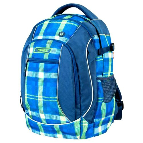 Target Рюкзак легкий Парашютист (21392), голубой/зеленый рюкзак target target mp002xg003mc