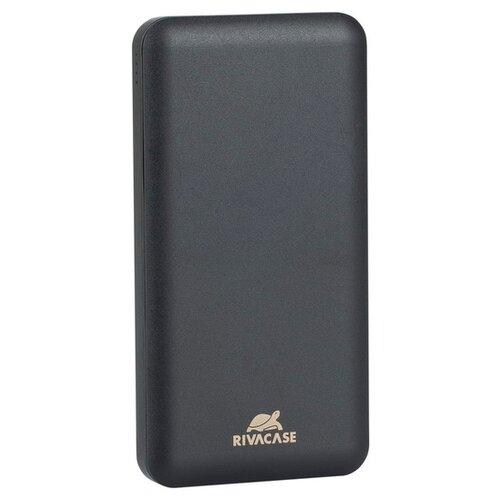 Аккумулятор RIVACASE VA2110, 10000 mAh черныйУниверсальные внешние аккумуляторы<br>