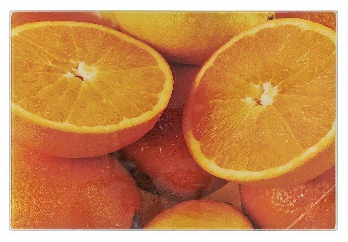 Разделочная доска Best Home Kitchen 5341050 Апельсин 40x30x0,5 см