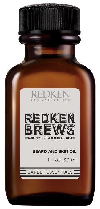 Redken Масло для бороды Beard And Skin
