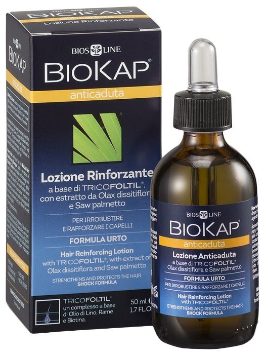 BioKap Лосьон для укрепления и защиты волос от выпадения (Шок Формула)