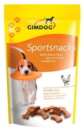 Добавка в корм GimDog Sportsnacks с курицей