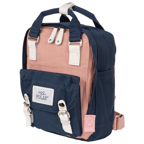Рюкзак POLAR 17206 5 синий/розовый (синий)Рюкзаки<br>