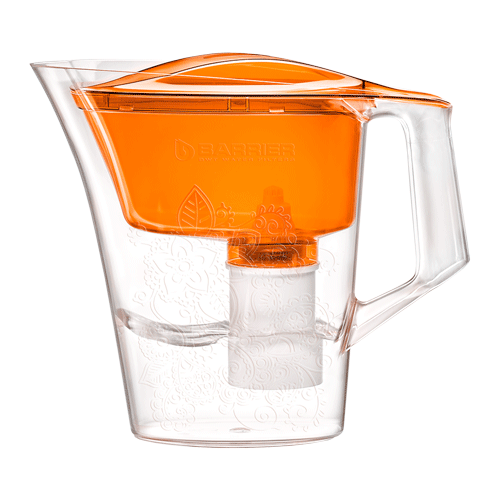 Фильтр кувшин БАРЬЕР Танго 1.1 л оранжевый В294Р00 барьер танго оранжевый