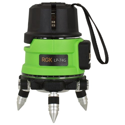 Лазерный уровень RGK LP-74GНивелиры и лазерные уровни<br>