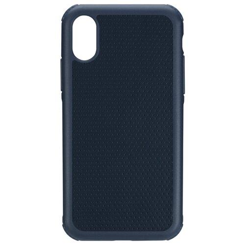 Чехол Just Mobile PC-388 для Apple iPhone X blueЧехлы<br>