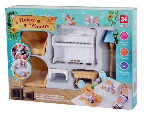 Игровой набор Happy Family 012-08B