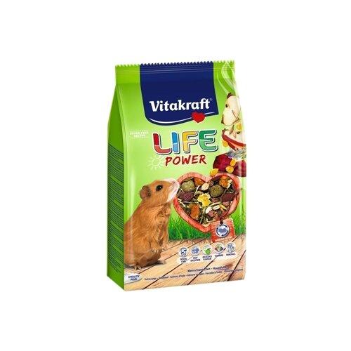 Корм для морских свинок Vitakraft Life Power 600 г