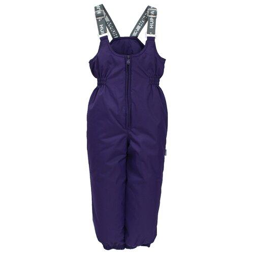 Полукомбинезон Huppa FUNNY 21750016 размер 98, 70073 dark lilac брюки huppa freja 21700016 размер 140 70073 dark lilac