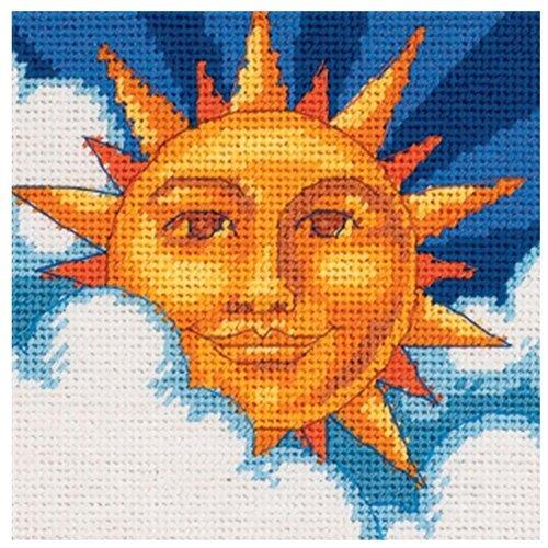 Dimensions Набор для вышивания Гобелен Celestial Sun (Звезда по имени Солнце) 13 х 13 см (7218)Наборы для вышивания<br>