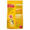 Корм для собак Pedigree для здоровья кожи и шерсти, говядина 5.5 кг (для мелких пород)