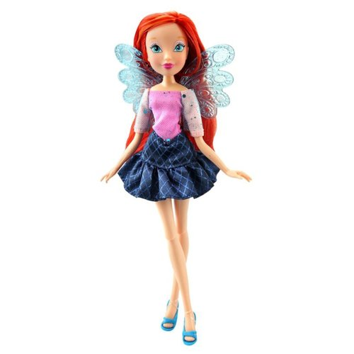 Кукла Winx Club Два наряда Блум, 28 см, IW01541801 winx club