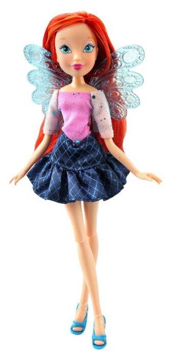 Кукла Winx Club Два наряда Блум, 28 см, IW01541801