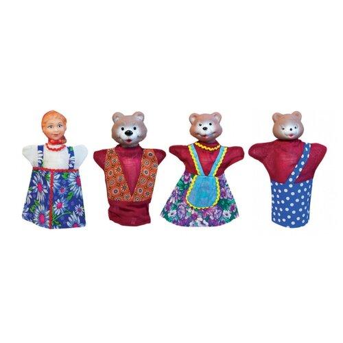 Русский стиль Кукольный театр Три медведя, 11064Кукольный театр<br>