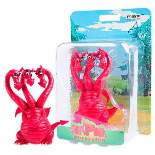 Купить Фигурка PROSTO toys Три Богатыря - Змей Горыныч 361804, Игровые наборы и фигурки
