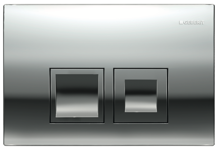 Кнопка смыва GEBERIT 115.135.21.1 Delta 50
